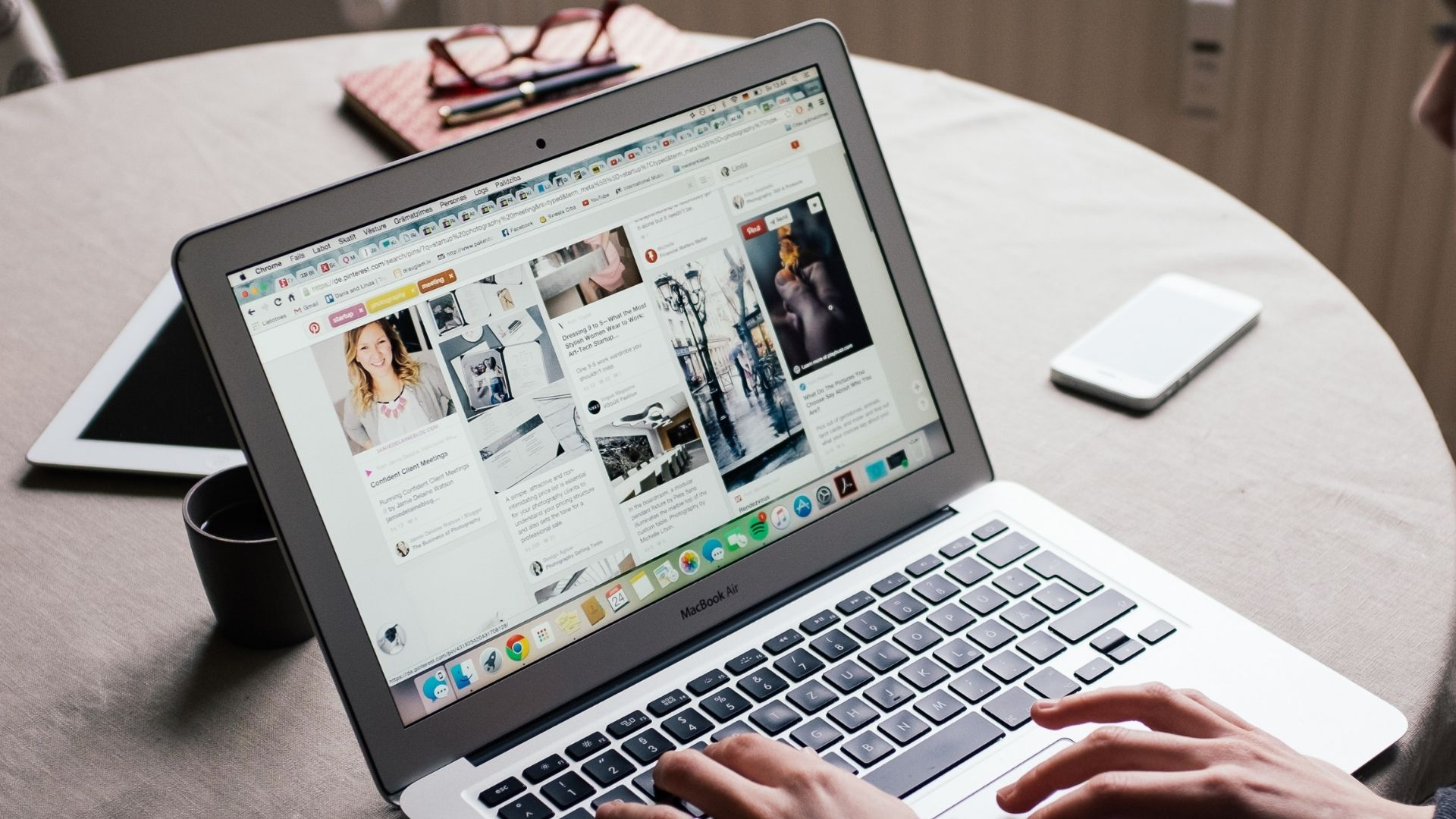 Power Up Pinterest for your celebrant business
