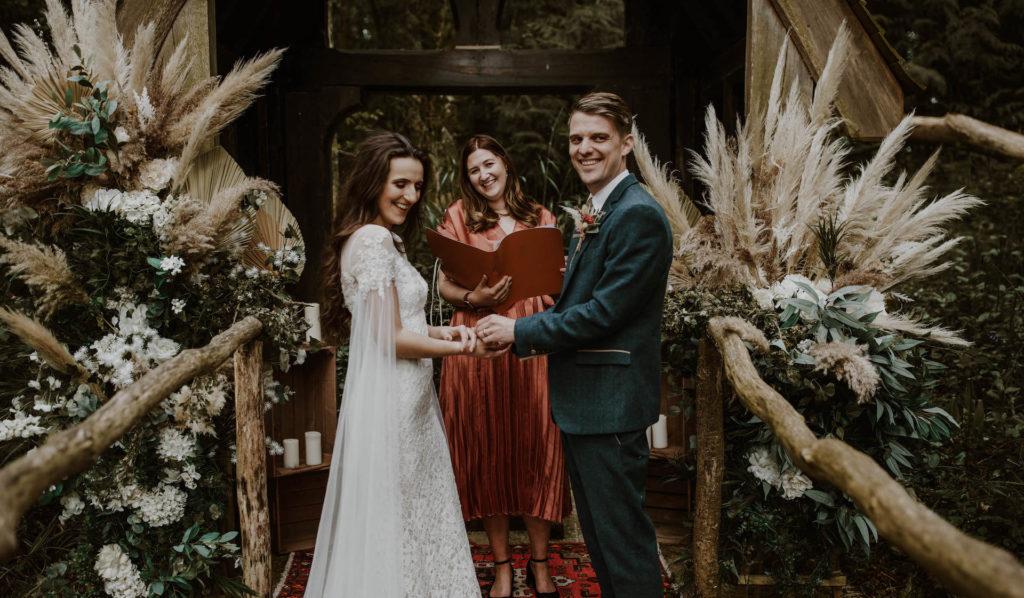wedding celebrant business
