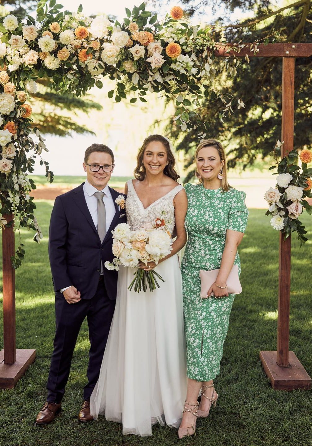 Married By Leah